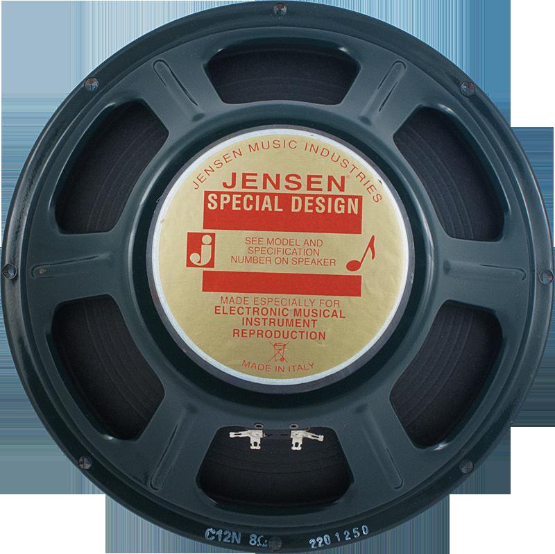 C12n Jensen Loudspeakers