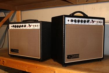 Carr Amplifiers example product 1