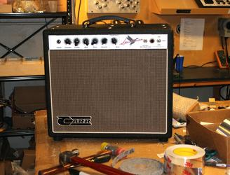 Carr Amplifiers example product 2